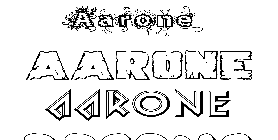 Coloriage Aarone