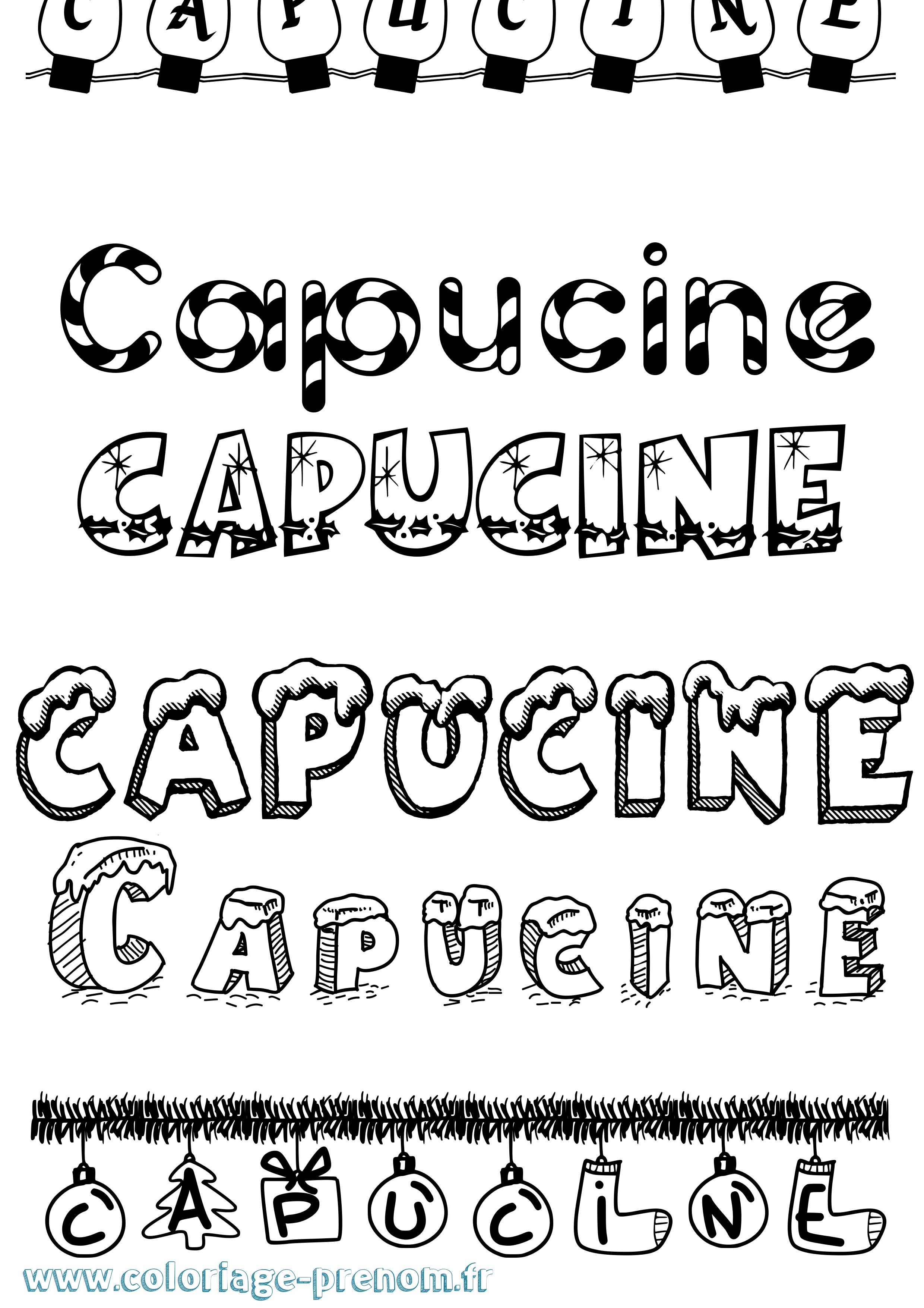 Coloriage capucine - Coloriage fleur capucine ...