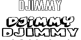 Coloriage Djimmy