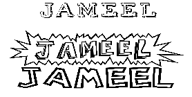 Coloriage Jameel