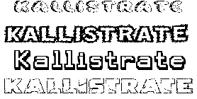Coloriage Kallistrate