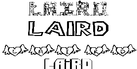 Coloriage Laird