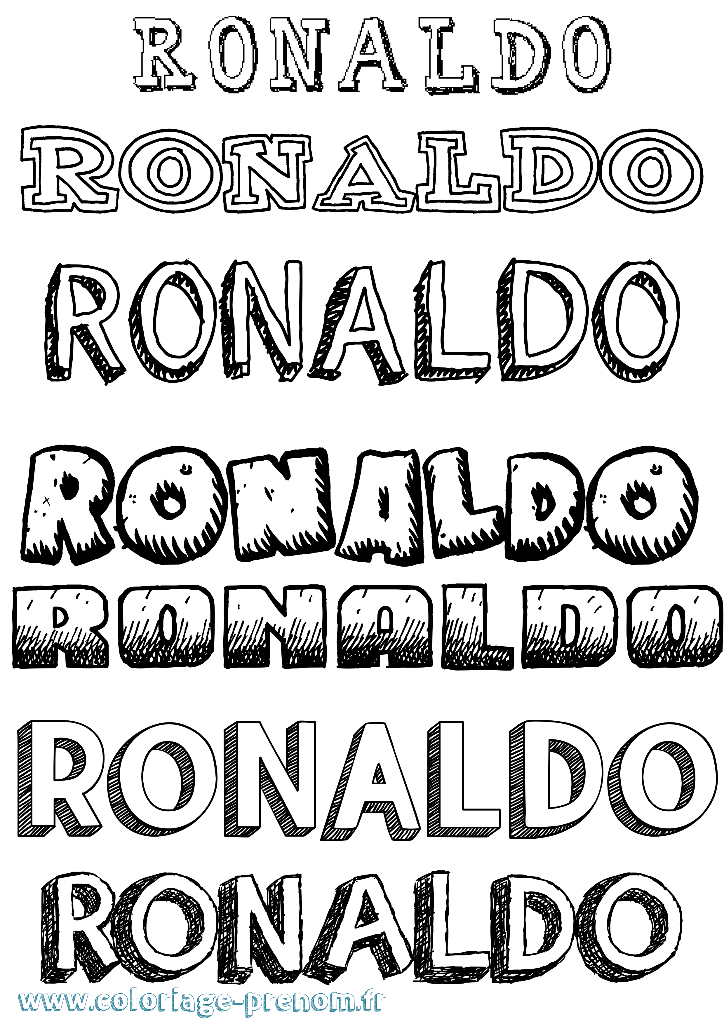 Coloriage Gratuit Ronaldo.Coloriage De Ronaldo Coloriages Cristiano Ronaldo Cr7