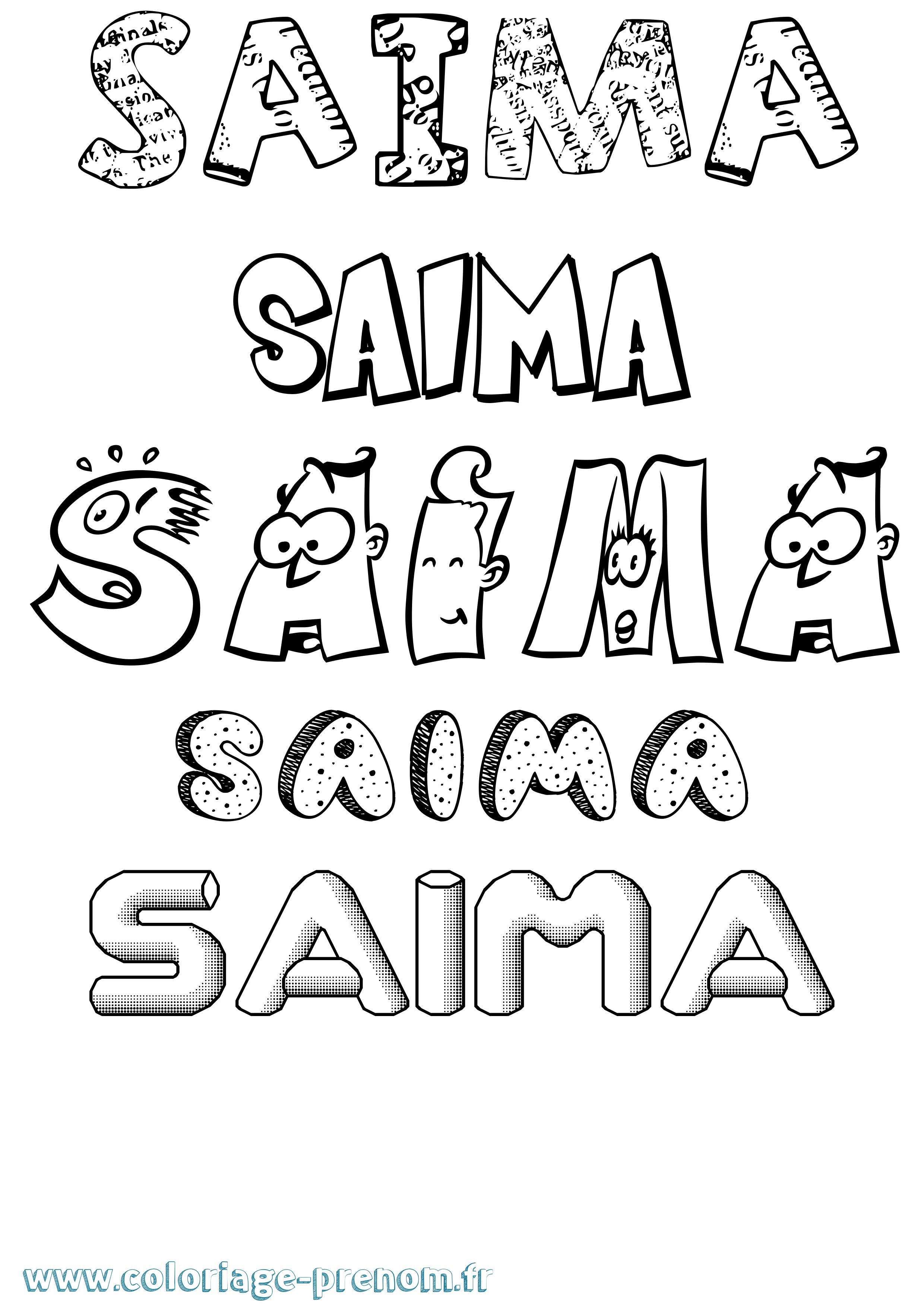 coloriage du pr nom sa ma imprimer ou t l charger facilement Sai Maa Lakshmi Devi